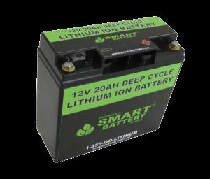 12v Lithium Ion Marine Batteries Deep Cycle Batteries