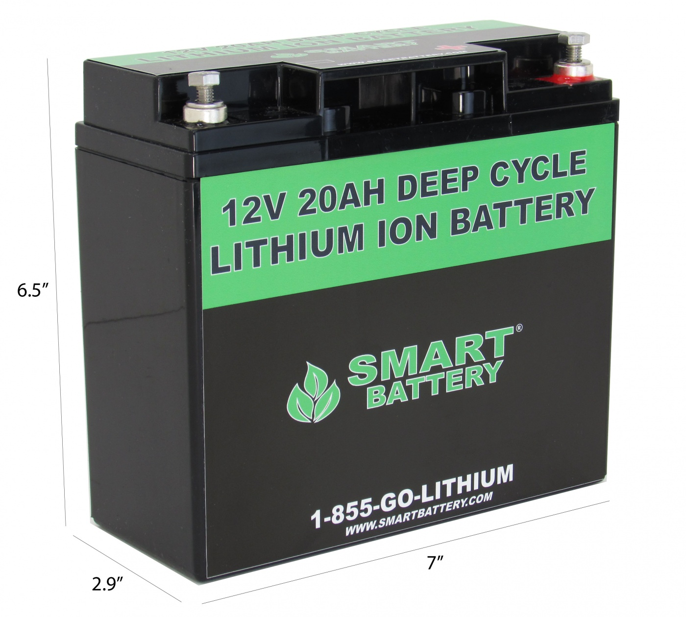 12v 20ah lithium ion battery chargers and voltmeters smart battery. Black Bedroom Furniture Sets. Home Design Ideas