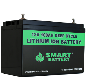 12V 100AH Lithium Ion Golf Cart Battery