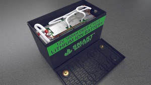 12V 100AH Lithium Ion Battery Protection System