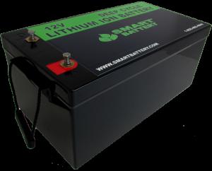 12V 150AH Lithium Ion Battery