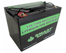 12V 75AH Lithium Ion Battery