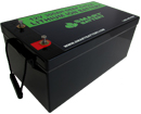 24V 100AH Lithium Ion Battery