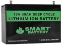 48V 80AH Lithium Battery