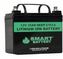 12V 35AH Lithium Ion Battery
