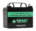 12V 35AH Lithium Ion Marine Battery
