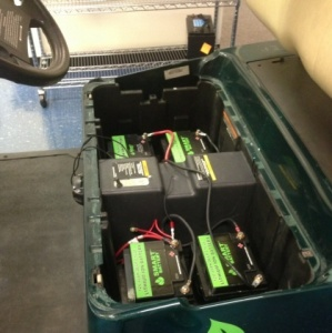 Lithium Ion Golf Cart Batteries Deep Cycle Replacement Batteries