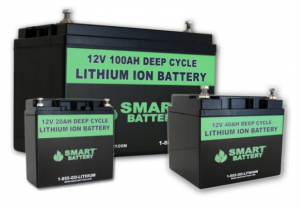 Commercial Lithium Batteries
