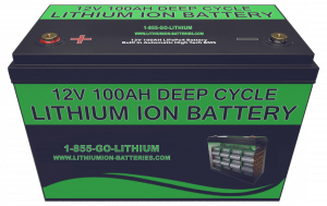 12V 100AH Lithium Battery Deep Cycle