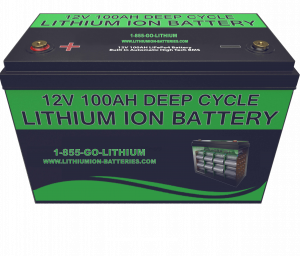 Lithium Ion Car Battery >> 12v Lithium Batteries For Rv Marine Solar Golf Cart And