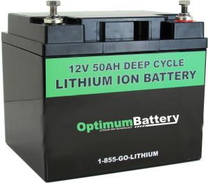 Lithium RV Batteries | Deep Cycle RV Batteries
