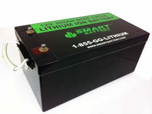 12 Volt Lithium Battery