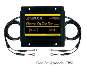 Single Bank DC to DC Charger - DP-CRS1 - Smart Battery® - 12V 75AH Lithium Ion Battery | Lithium Ion Battery | Deep Cycle | Starting