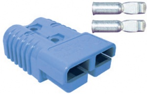48V Connector - Blue - DP-40117 - Pro Charging Systems
