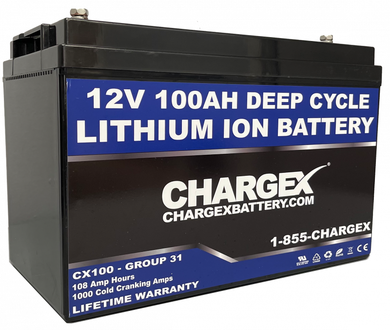Smart Battery 174 36v 100ah Lithium Ion Battery