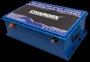 48V 100AH Lithium Ion Battery