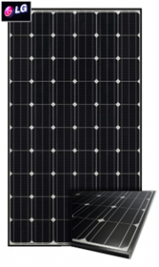LG 300 Watt Solar Panel - SS300 - Lithium Ion Solar Energy Storage Batteries | Smart Battery