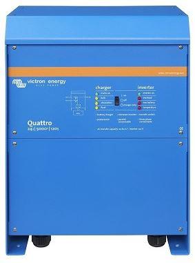 24v 5000 Watt Inverter 120a Charger Lithium Ion