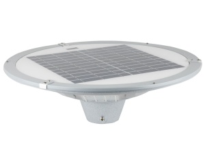 900 Lumen Solar LED Street Light