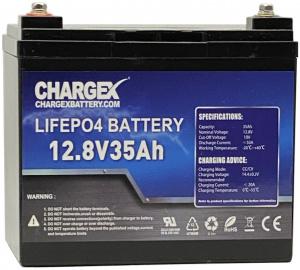 12V 35AH Lithium Battery