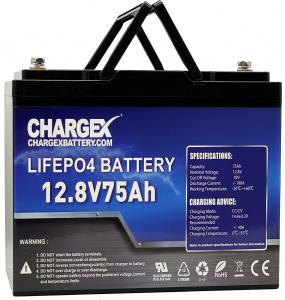 12V 75AH Lithium Battery