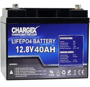 12V 40AH Lithium Battery