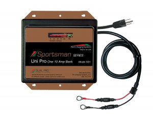 12V Lithium Ion Battery Charger DP-SS1