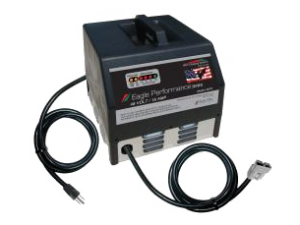 36V 20A Lithium Ion Battery Charger - DP-i3620 - Eagle Performance - 36 Volt Lithium Ion Battery Kits | Lithium Battery Chargers | Smart Battery
