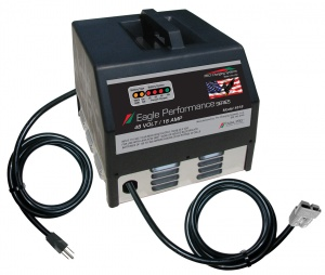 48V 18A Lithium Ion Battery Charger - DP-i4818 - Eagle Performance
