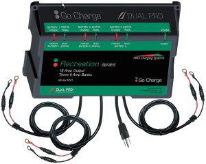 12V Lithium Ion Battery Charger DP-RS3